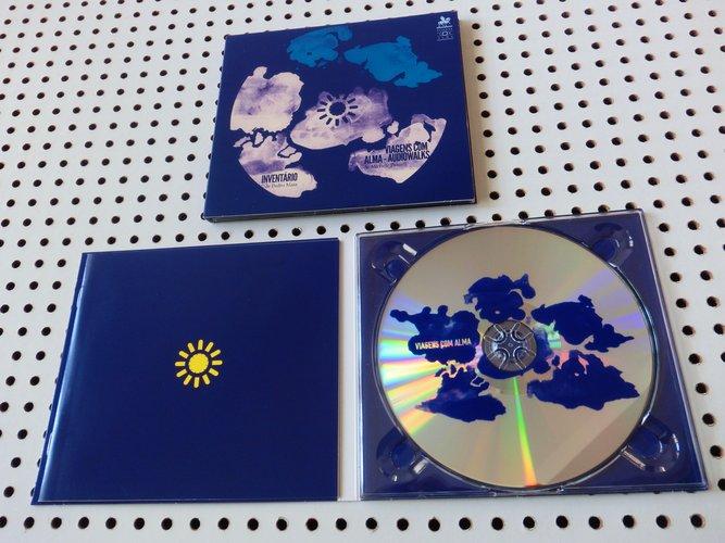DVD Viagens com Alma 1