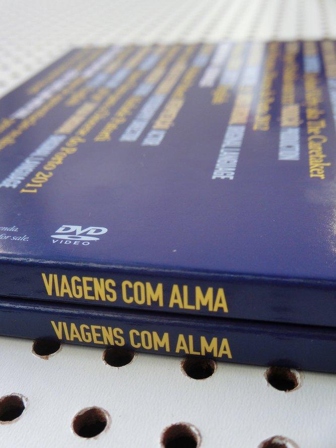 DVD Viagens com Alma 4