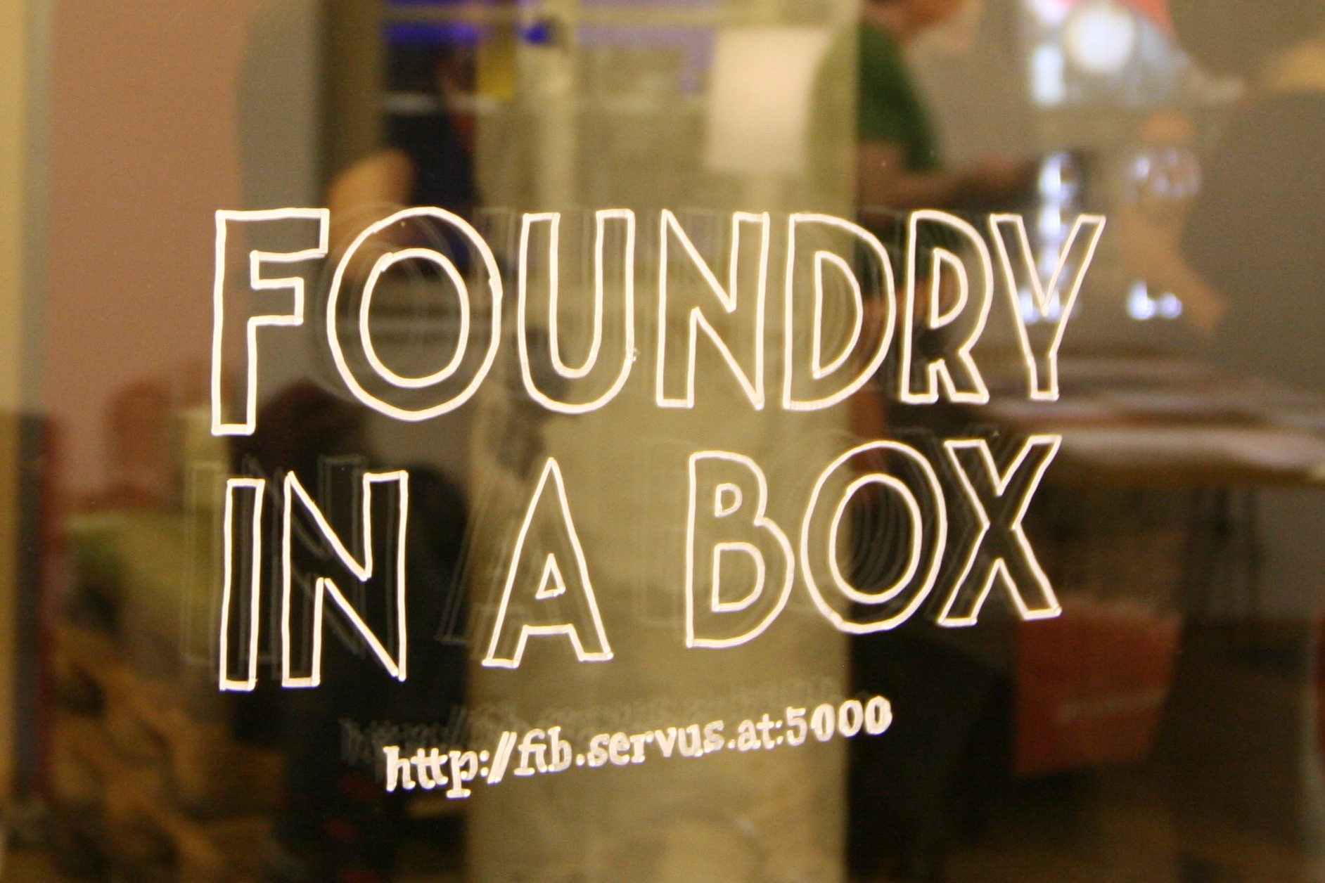Foundry in a box